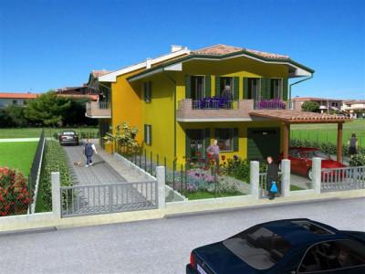 Casa a schiera in vendita a Vighizzolo d'Este