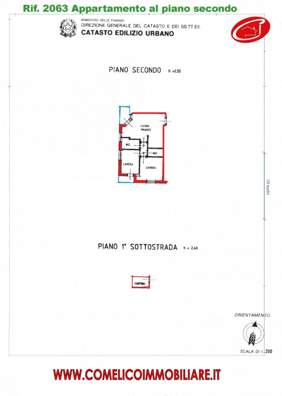 Appartamento in vendita a Pieve di Cadore