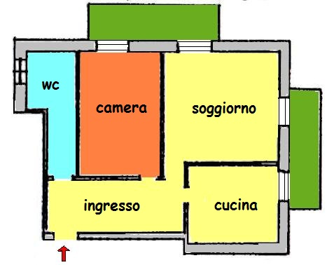 Vendita Appartamento Verona 2 0 M 105.000 &euro;