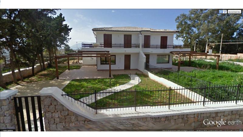 Terrasini Paternella Villa Con Piscina