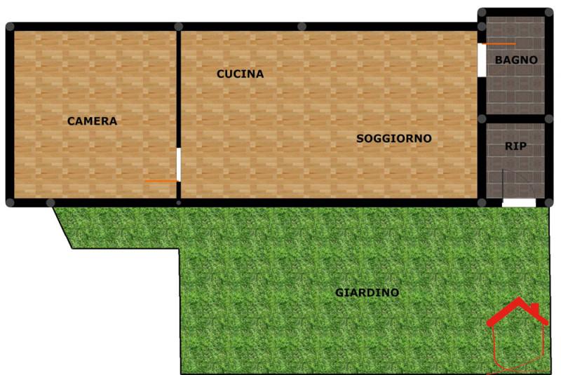 Bilocale Selvazzano Dentro Via Ceresina 8
