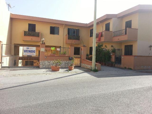 vendita villa a schiera pace del mela  via pace giammoro 135000 euro  4 locali140 mq