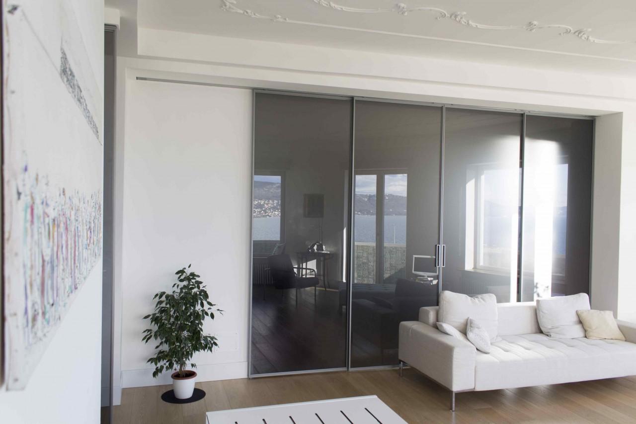 Appartamento quadrilocale in vendita a trieste in zona for Piani di progettazione domestica con foto