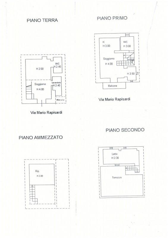 Bilocale Ostuni Via Mario Rapisardi 2
