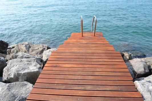 Bilocale Trieste Località Marina Di Aurisina 1