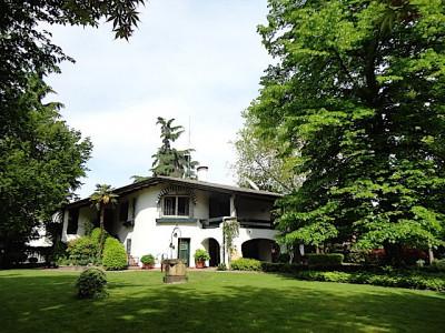 Villa con parco a Villatora