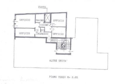Camposampiero centro - ufficio di 87 mq