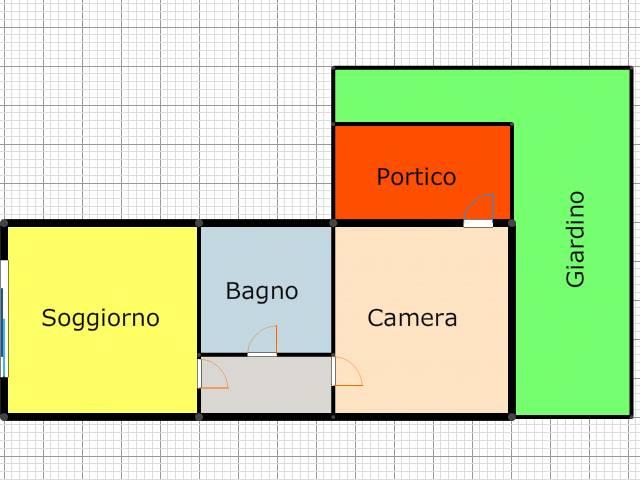 Bilocale Albettone Via Pozzetto 11