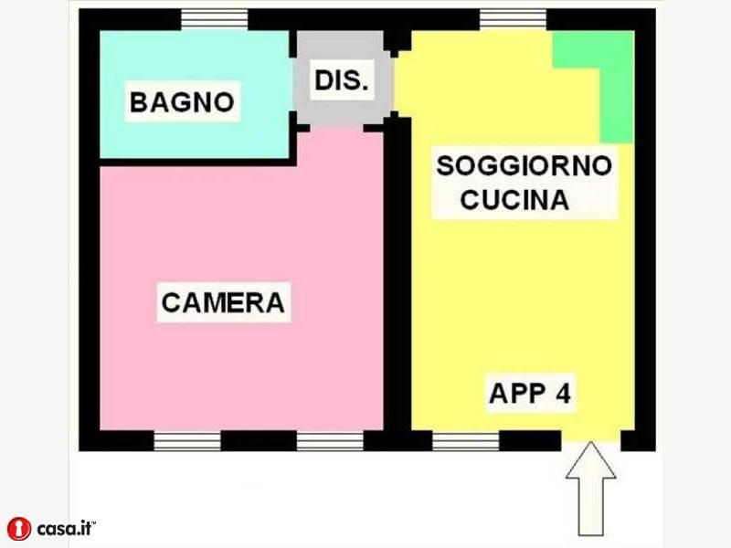 Bilocale Legnano  4