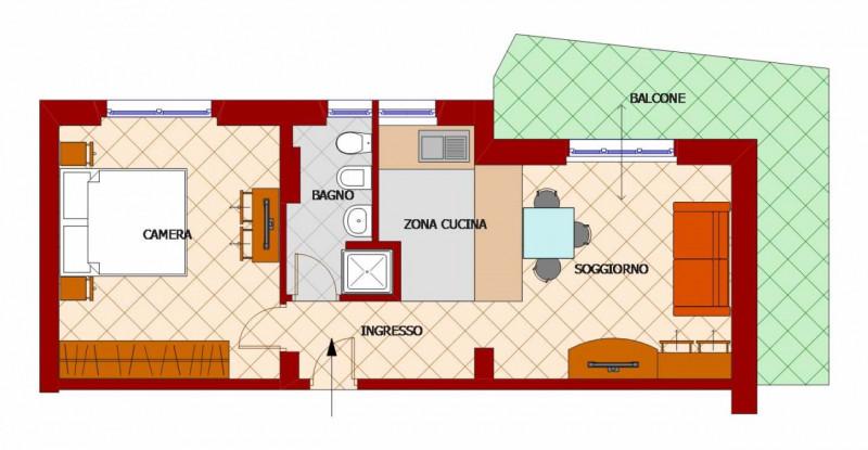 Bilocale Sanremo Via Pietro Agosti 9