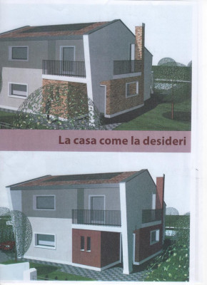 Luxory Bifamiliare a Borgoricco in Nuovo Residence