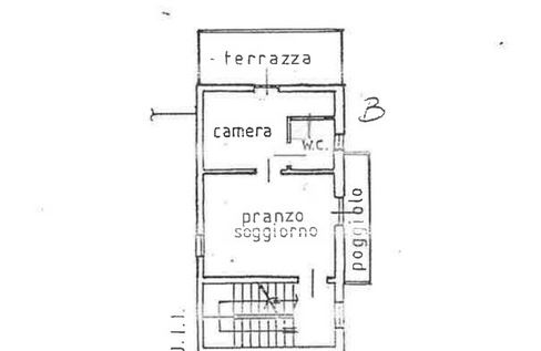 Bilocale Vicenza Via De Amicis 3