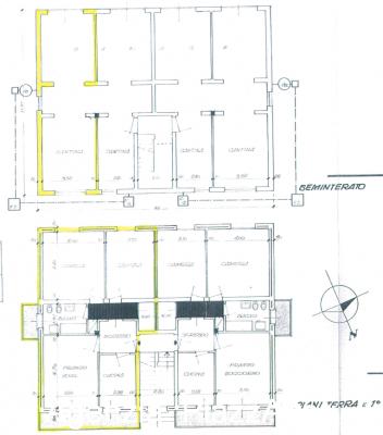 Appartamento in sole 4 unità abitative