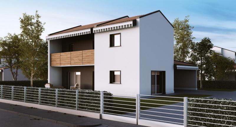 vendita villa piazzola sul brenta piazzola sul brenta - cen via Dante 350000 euro  4 locali  150 mq