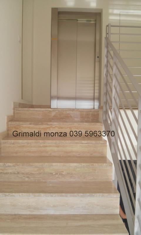 Bilocale Monza Via Papini 5