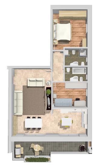 vendita appartamento padova montà Via Della Biscia 230000 euro  3 locali  153 mq