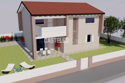 Campagnalta - Casa singola al grezzo in vendita