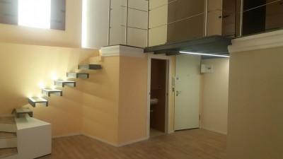 Centro storico: appartamento  con soppalco