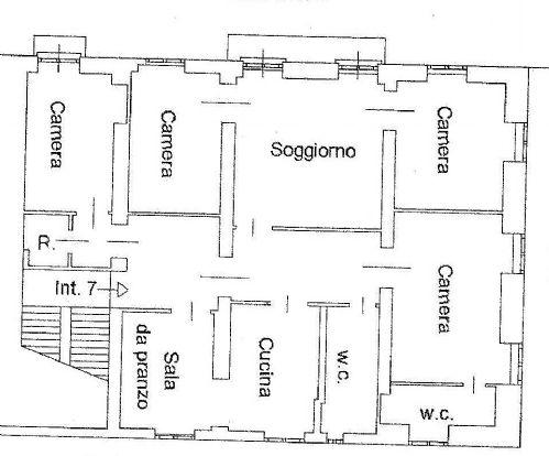 Appartamento in Vendita a Camogli: 5 locali, 160 mq - Foto 2