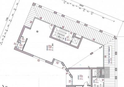 Villa del Conte (PD) affittasi immobile ad uso commerciale-direzionale.