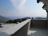 Sulle alture di Spotorno, favoloso alloggio vista mare in villa di nuova costruzione
