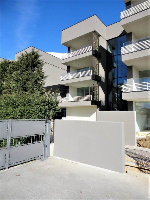 D249 Nuovo bicamere al piano terra con giardino in vendita a Montegrotto