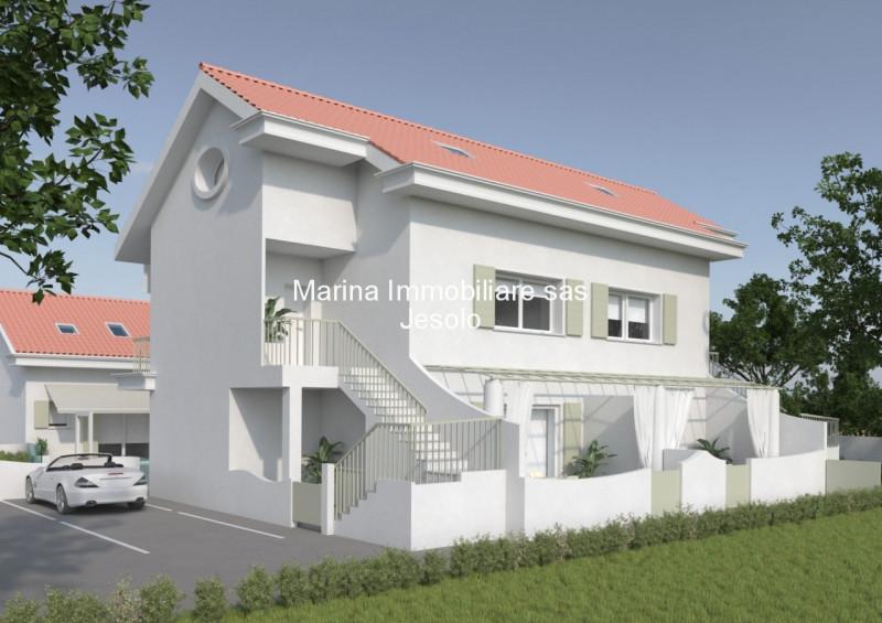 vendita villa a schiera jesolo piazza marconi - drago  340000 euro  4 locali  100 mq