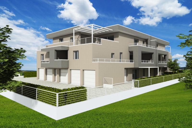 vendita appartamento abano terme monteortone  305000 euro  4 locali  120 mq