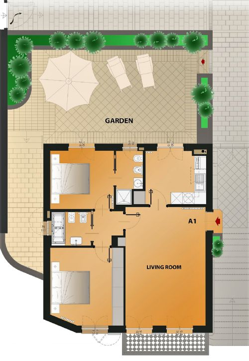 Appartamento in Vendita a Portofino: 3 locali, 82 mq - Foto 3