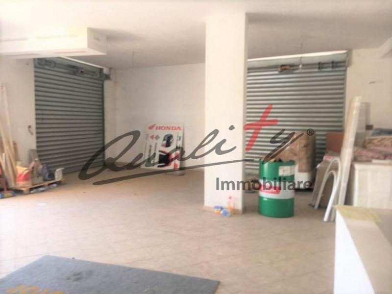 ROMA EST - CASTELVERDE - NEGOZIO C/1 MQ. 130 - NUOVO