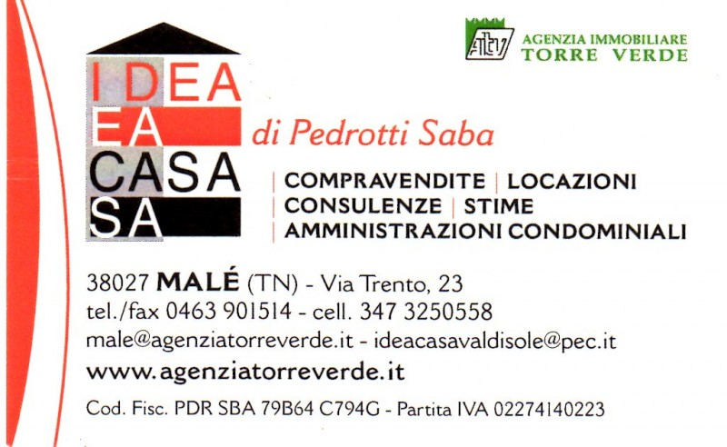 Idea Casa Di Pedrotti Saba