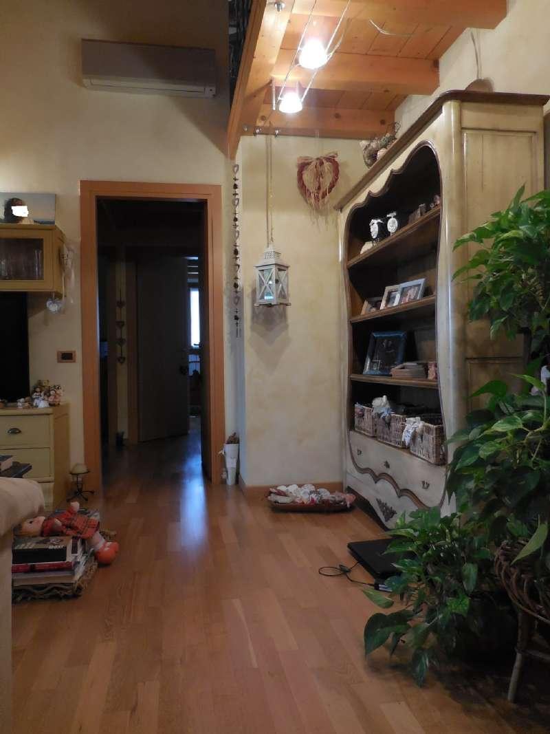 Attico 2 camere- 2 bagni - Fontane di Villorba (TV)