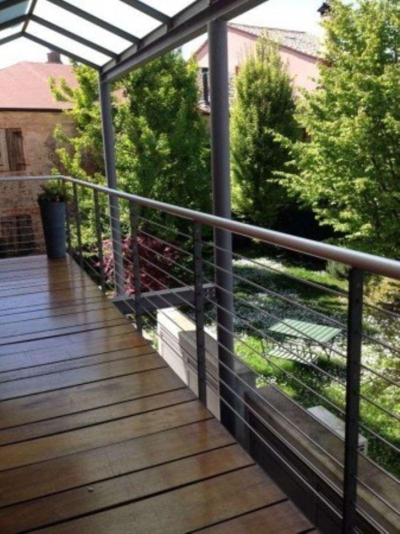 appartamento duplex - 2 camere - garage doppio - MASERADA sul PIAVE (TV)