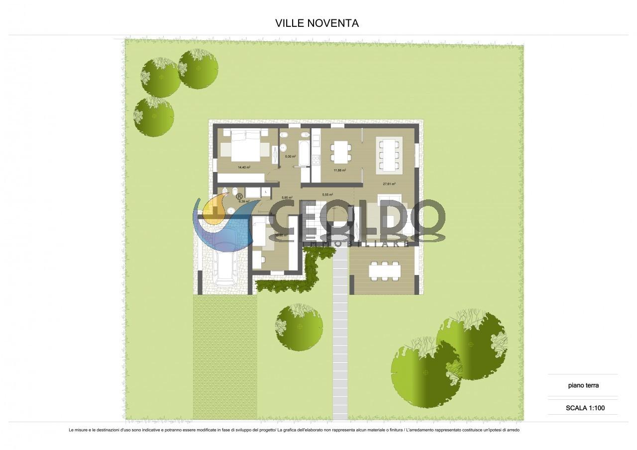 vendita casa singola a noventa padovana in zona noventa