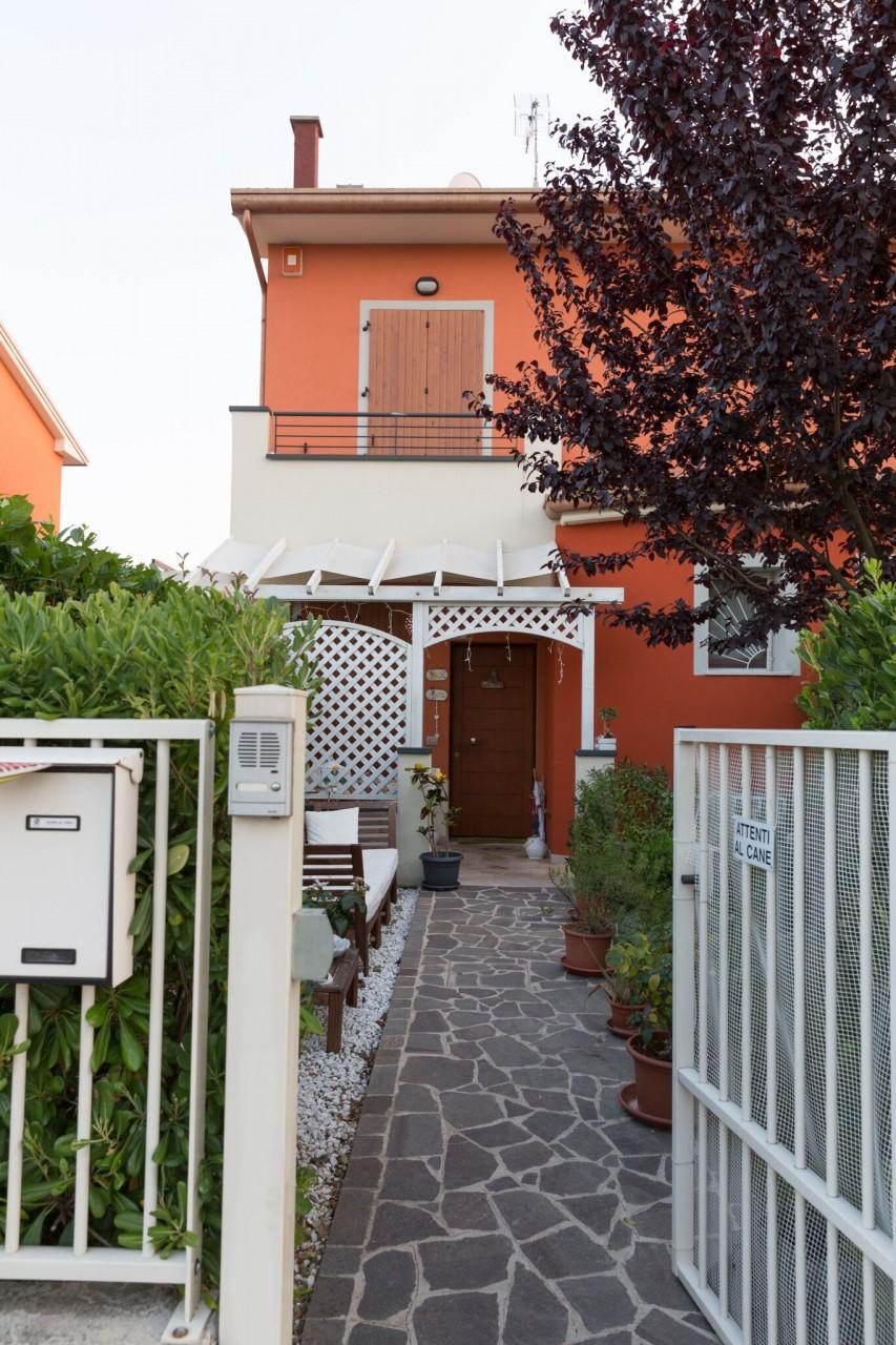 Santarcangelo di Romagna - Casa a schiera