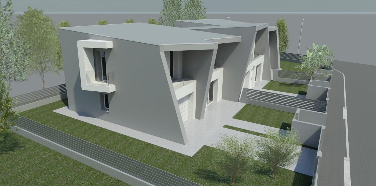 Agenzia Immobiliare Vigodarzere trifamiliare in vendita a vigodarzere (pd) zona vigodarzere