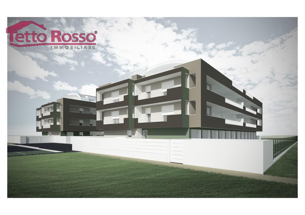 Appartamento di nuova costruzione piano terra con giardino