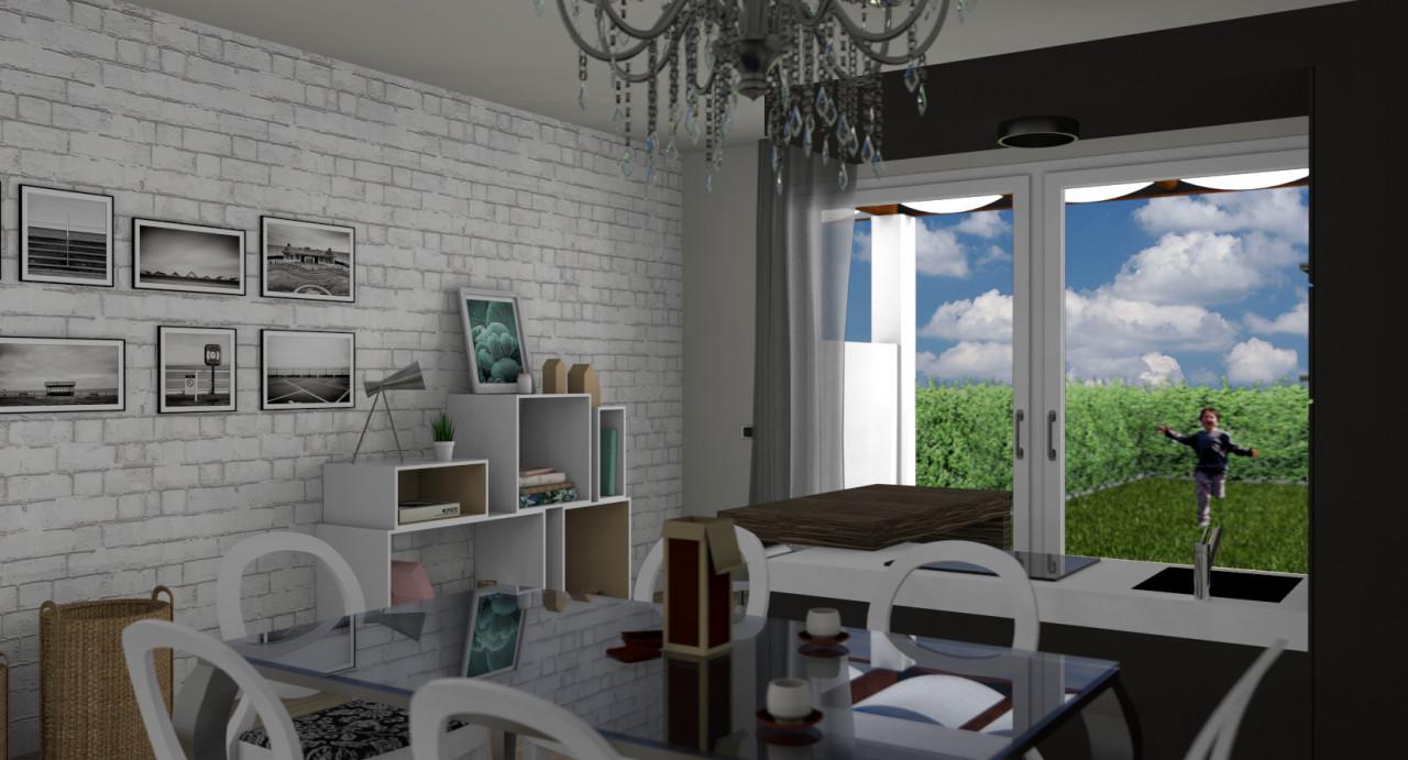 3 camere 2 bagni – 106 mq calpestabili / 41 mq terrazzo - A4 - POVEGLIANO (TV)