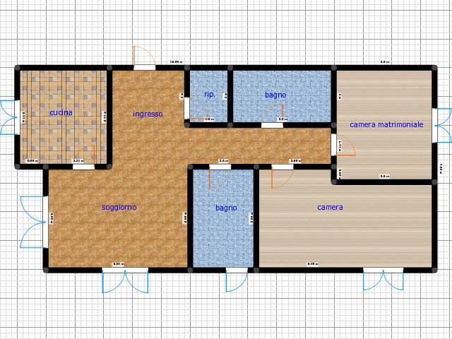 Appartamento in vendita Rif. 4060676