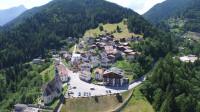 Mansarda sulle Dolomiti con 2 camere - classe A