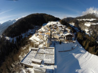terreno edificabile sulle Dolomiti - vicinanze Alleghe - fronte Civetta