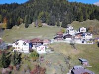 Mansarda indipendente, arredata, con vista panoramica sul Civetta