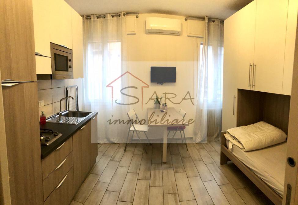 PADOVA-VIA ROMA: monolocale nuovo
