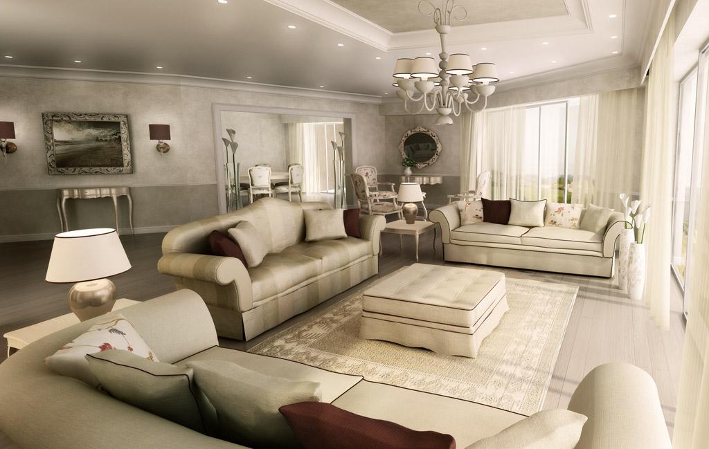 Appartamento in vendita a padova for Arredamento roma est
