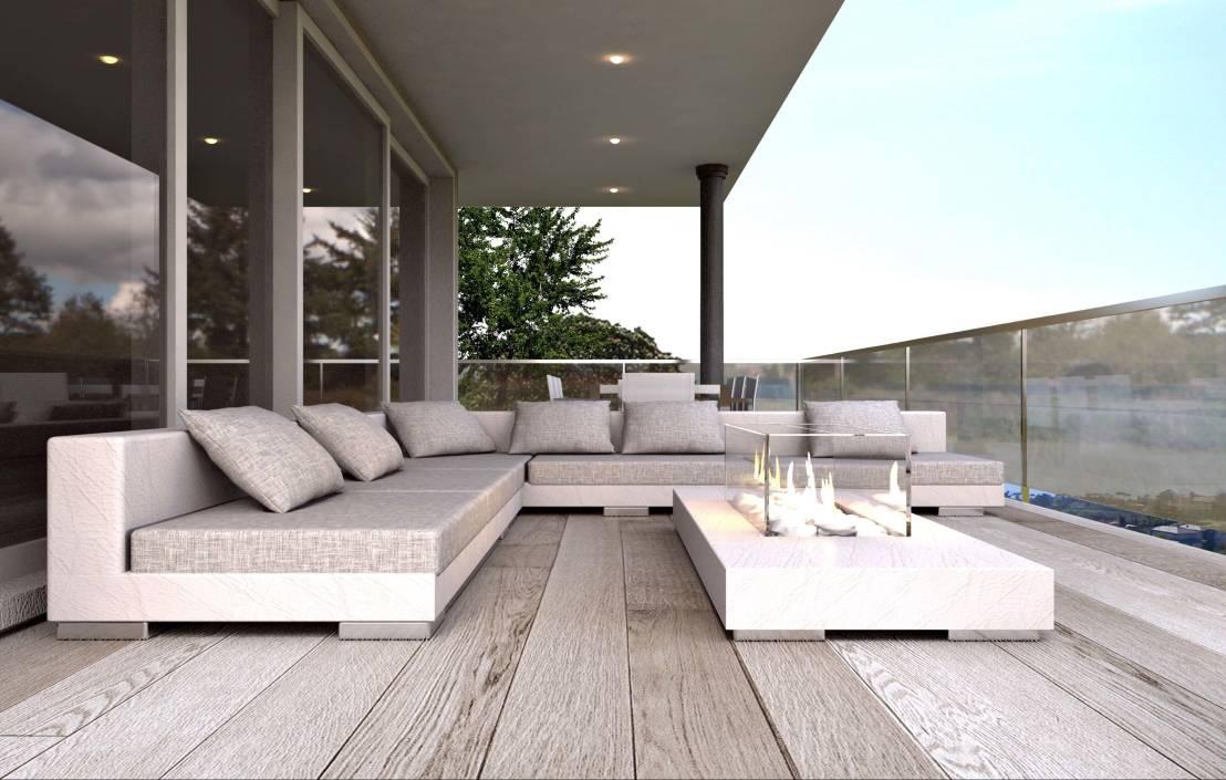Beautiful Mansarde Con Terrazzo Photos - Modern Home Design ...