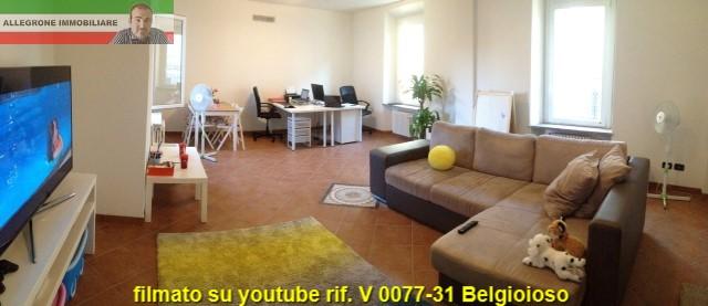 Appartamento in vendita a Belgioioso, 4 locali, zona Località: Belgioioso - Centro, prezzo € 150.000 | CambioCasa.it