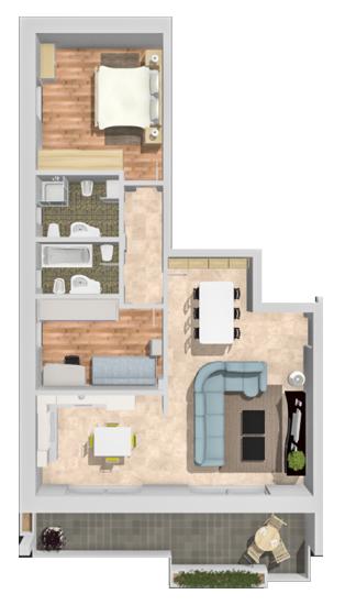 Padova Montà appartamento in vendita 226 mq