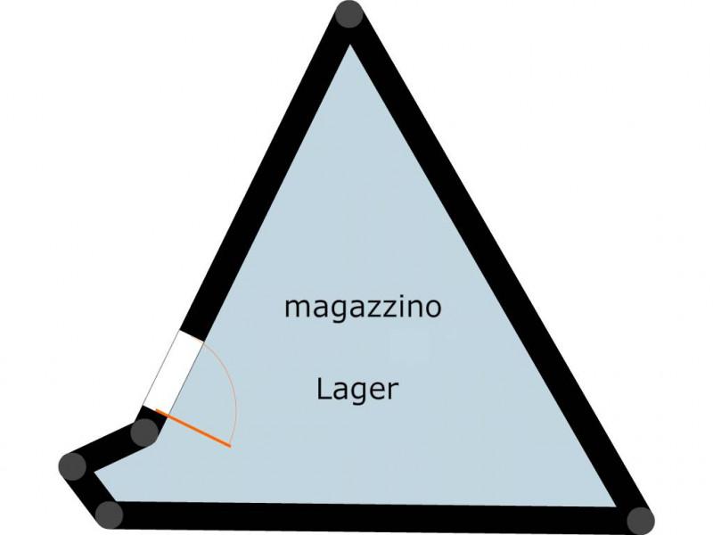 Magazzino - capannone in vendita Rif. 4086810