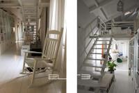 """Appartamento di """"design"""", su due livelli con balcone abitabile"""