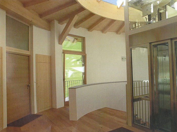 Maranza: Trilocale con balcone, cantina posto auto